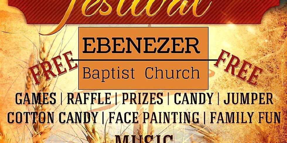 Ebenezer Baptist Church Harvest Festival