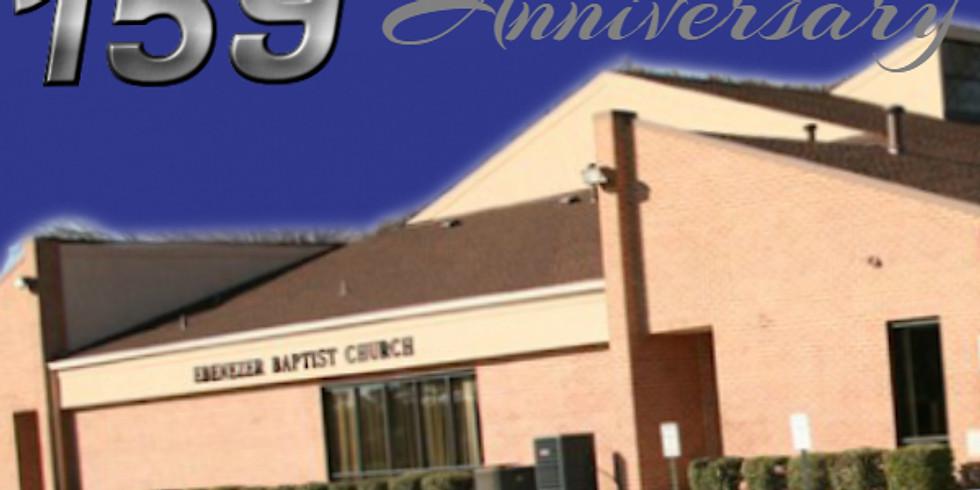 Ebenezer's 159th Anniversary