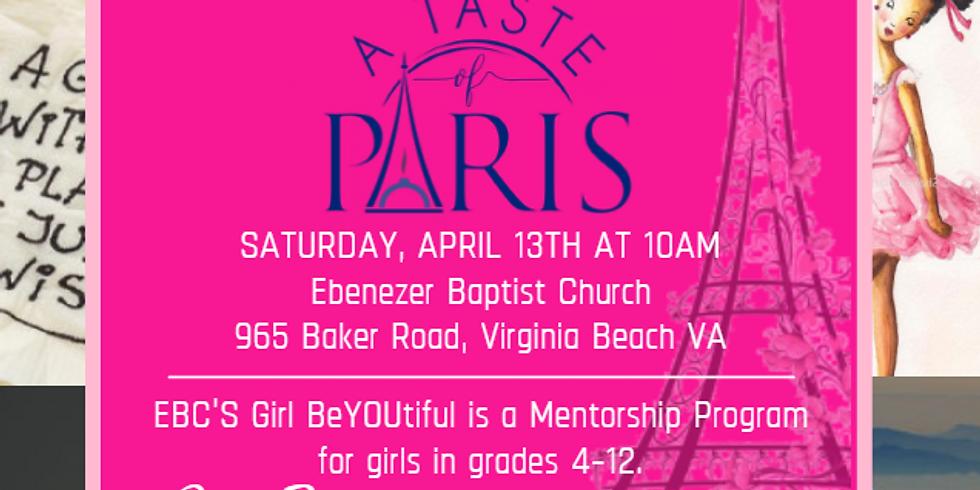Girl BeYOUtiful Mentorship Meeting
