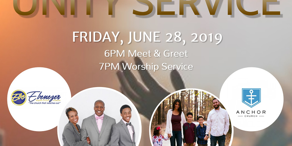 Unity Service with Anchor Church