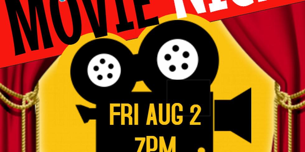 EBC Girl BeYOUtiful - School's Out! Movie Night!