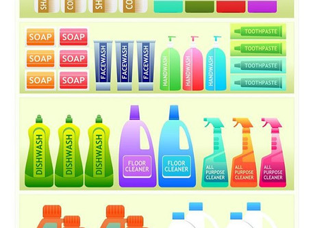 Toxins...in your home?