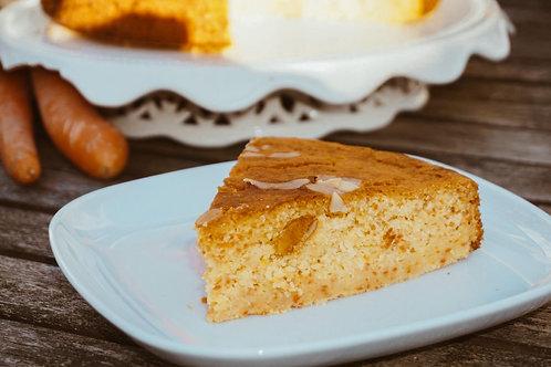 Italiaanse Wortel Cake