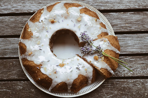Lavendel Cake