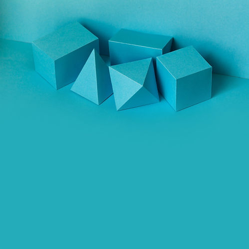 abstract-geometrical-figures-still-life-