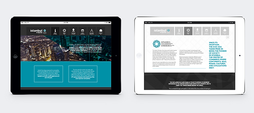 Magnetic London Web Design for MIPIM
