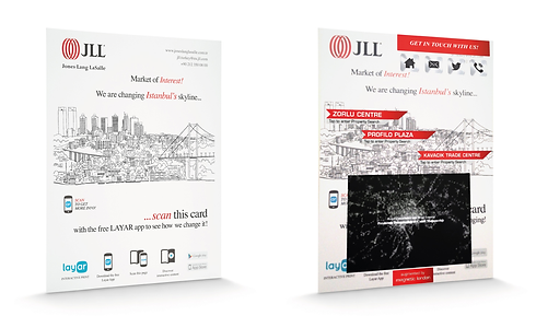 Magnetic London Augmented Reality Design for JLL