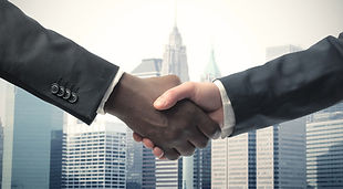 shaking hands - business deal