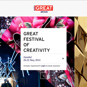 Magnetic was at GREAT Festival of Creativity in Istanbul.