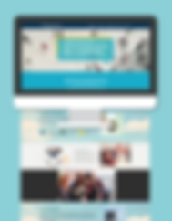 Magnetic London Web Design for Visionteractive
