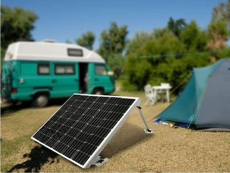 Meilleur Panneau Solaire Pour Camping-Car Et Fourgon - Revue Des Top Produits De 2021