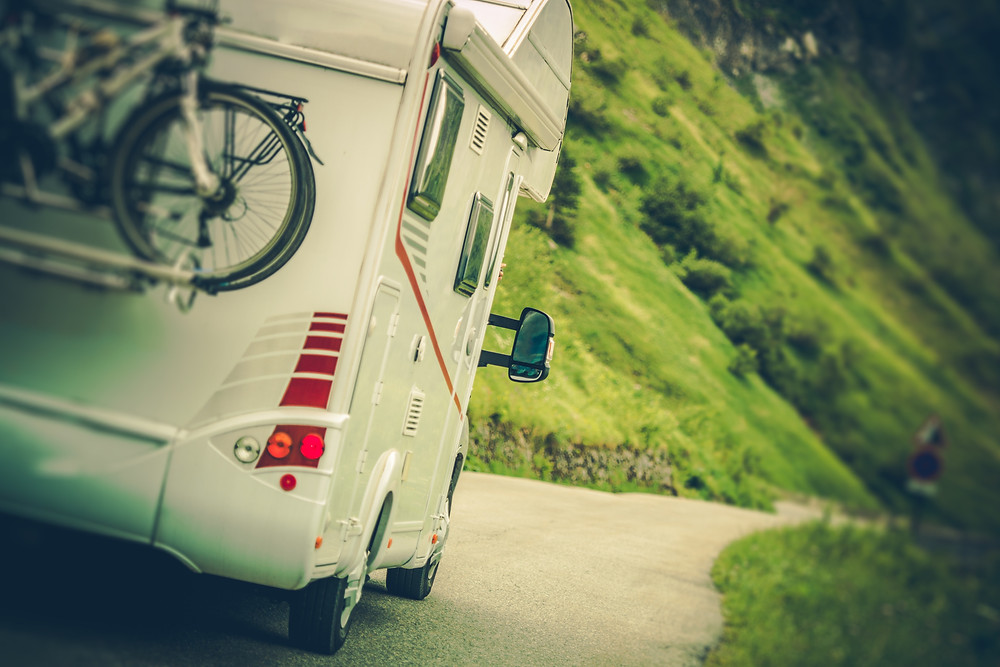 guide van life avec clique camping