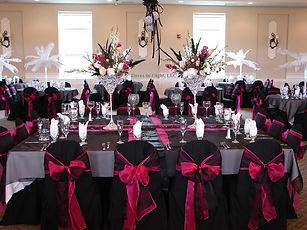 Wedding setup pic 2