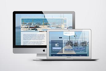 Magnetic London Web Design for Bodrum Suites