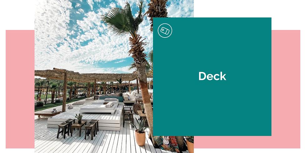 2021 - Deck