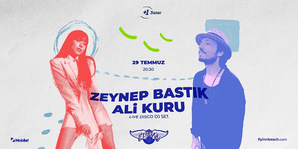 KONSER - Zeynep Bastık & Ali Kuru - 29 Temmuz 2021