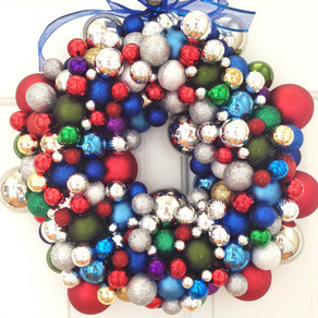 Get Creative This Christmas With A DIY Wreath