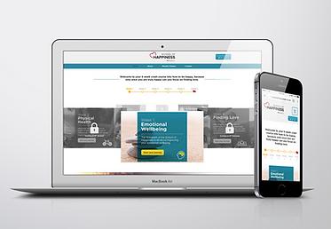 Magnetic London Web Design for eHarmony
