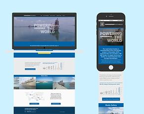 Magnetic London Web Design for Karpowership