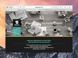 Magnetic London Web Design Project