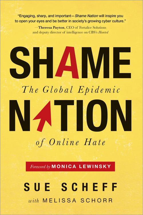Happy Book Birthday to SHAME NATION!