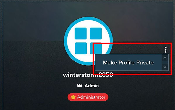 WinReducerOS Members List Private Profile