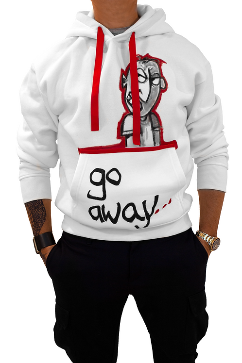 Go Away Sweater