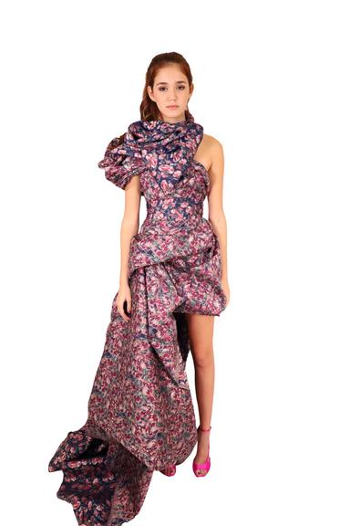 Botanic Spring Dress