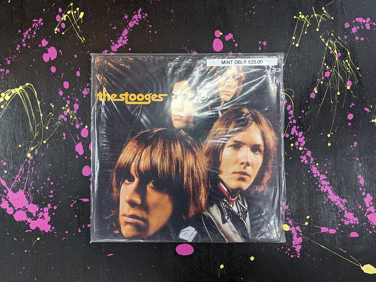 The Stooges - The Stooges - Double Vinyl