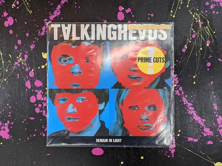 Talking Heads - Remain In Light (German Pressing) - Vinyl