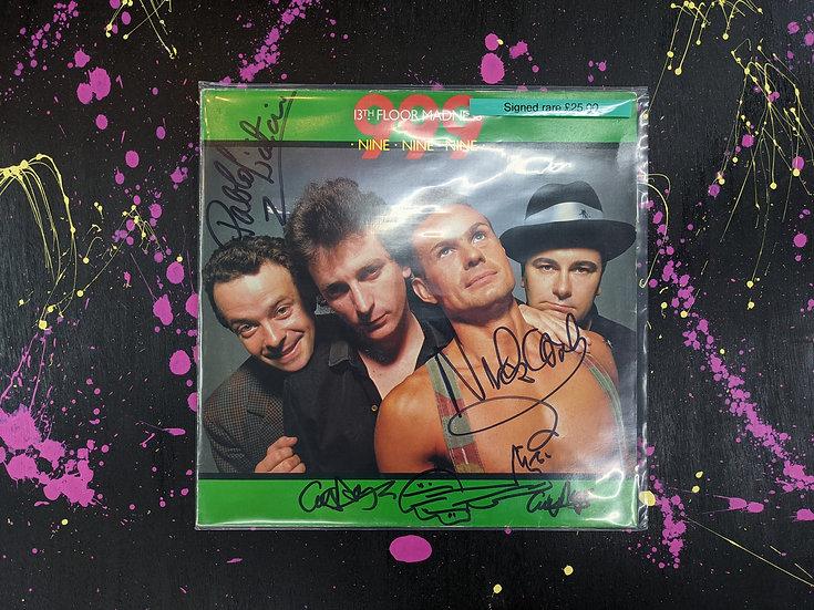 999 - 13th Floor Madness - Signed Vinyl