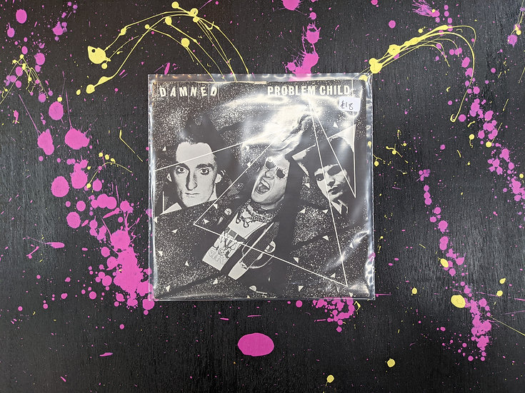 The Damned - Problem Child - Vinyl
