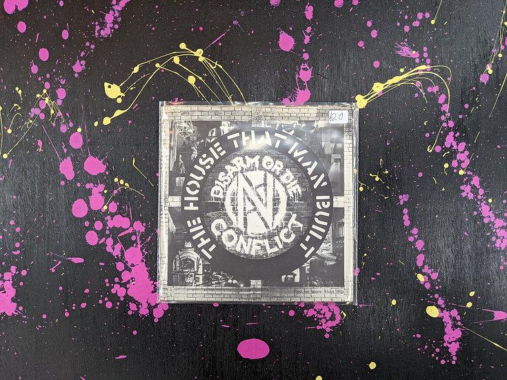 Conflict - The House That Man Built - Vinyl