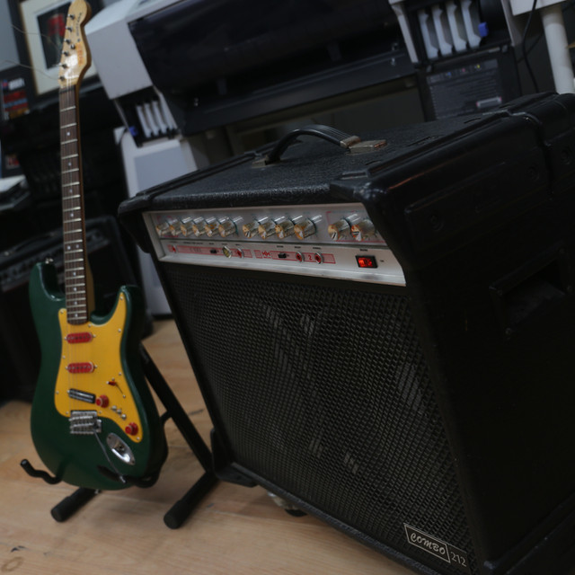 GUITARS AND GEAR