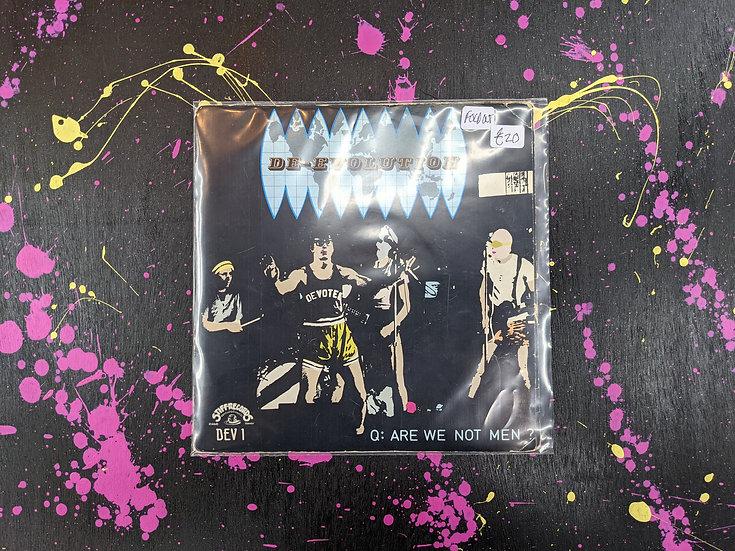 Devo - Jocko Homo/Mongoloid - Vinyl