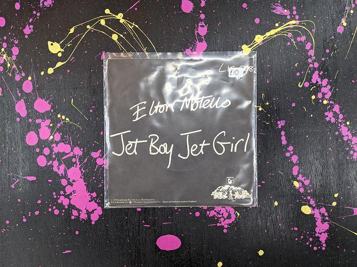 Elton Motello - Jet Boy Jet Girl/Pogo Pogo - Vinyl