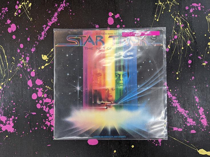 Jerry Goldsmith - Star Trek: The Motion Picture Soundtrack - Vinyl