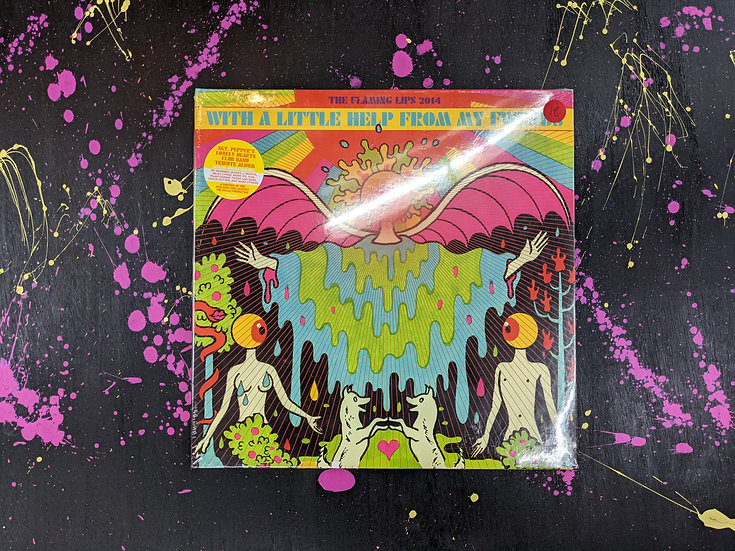 The Flaming Lips - With A Little Help From My Fwends - Vinyl