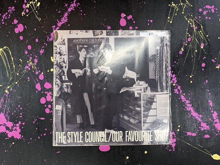The Style Council - Our Favourite Shop - Vinyl