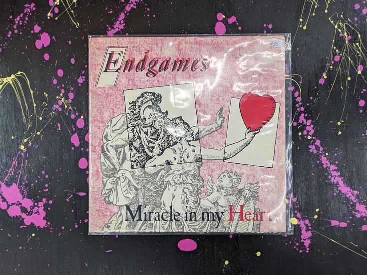 Endgames - Miracle In My Heart - Vinyl