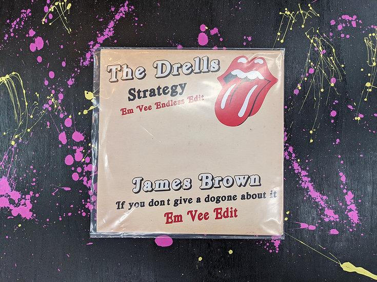 Em Vee - Em Vee Edits (The Rolling Stones, The Drells, James Brown) - Vinyl