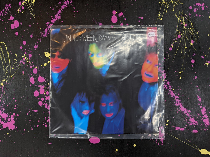 The Cure - In Between Days - Vinyl