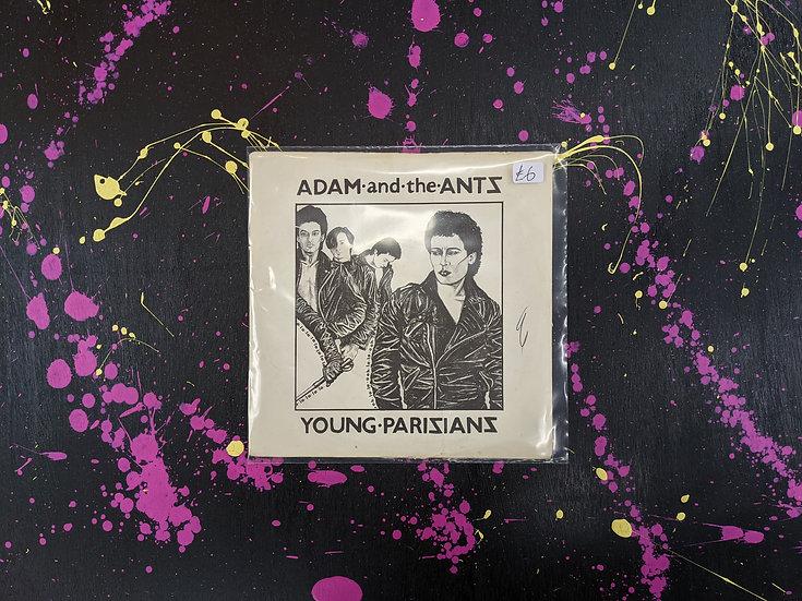 Adam and the Ants - Young Parisians -Vinyl