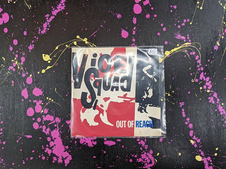 Vice Squad - Out of Reach - Vinyl