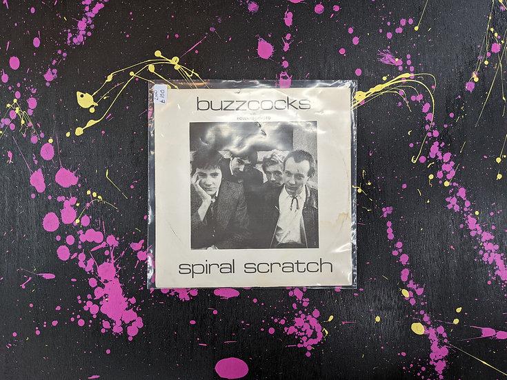 Buzzcocks - Spiral Scratch - Vinyl (Rare 2nd Press!)