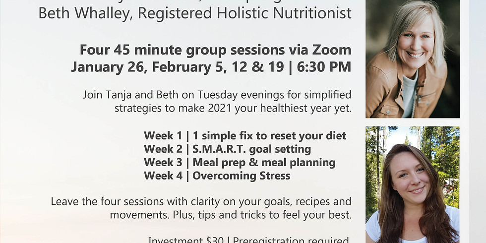 Wellness Weekly: Fitness & nutrition for a healthier 2021