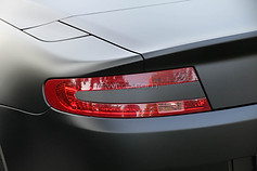 Aston Martin Vantage V8 Frozen Black