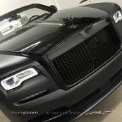 Rolls Royce Dawn Carwrap