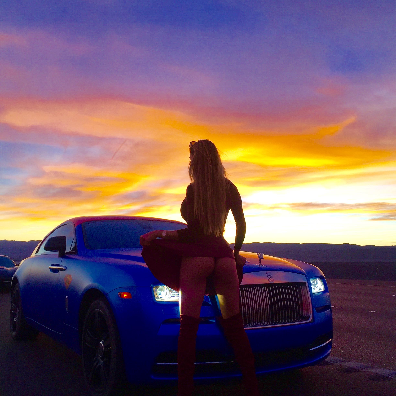 Rolls Royce Wraith SUPERMAN