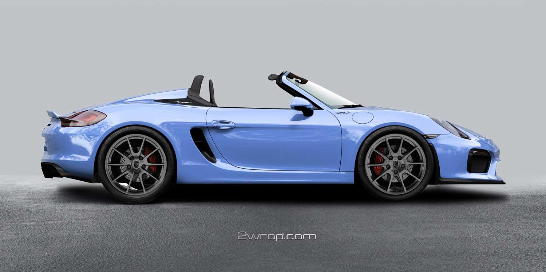 glossy-blue-carwrap